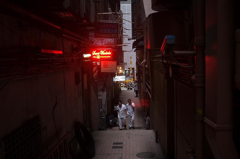 Hong Kong, Central, 2014